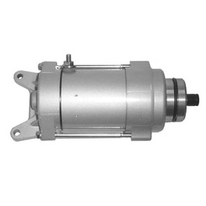 SMU0072 - Starter: Yamaha 83-87 XV700 Virago, 81-83 XV750 Virago, 83 XV750 Virago Midnight, 81-83 XV920 Virago & Midnight. CW Rotation, short shaft.