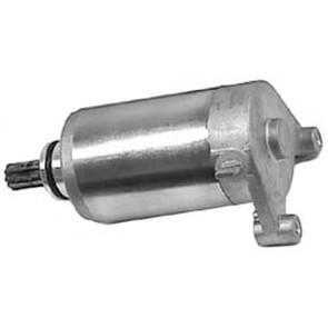 SMU0137 - Starter: Suzuki 82-88 DR125, 94-96 DR125SE, 82-83 GN125, 91-97 GN125E
