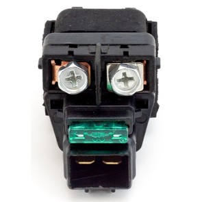 SMU6086-W1 Arctic Cat Aftermarket Starter Relay Assembly for Various 1996-2005 375, 400, 454, and 500 Model ATV's