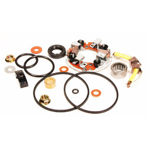SMU9152-W2 - Brush Repair Kit for Yamaha 5KM-81890-00-00 ATV Starter