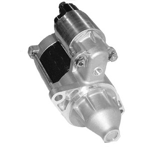 SND0132 - Starter for John Deere Gator & Utility Vehicles; 9 tooth, CCW Rotation.