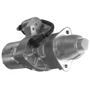 SND0454 - Starter for Honda 9.9 hp engines. 17 tooth, CW