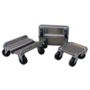 SPROCADDY - Sled Caddy: Aluminum Construction
