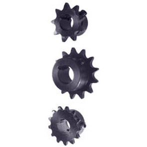"""AZ2108 - """"B"""" Type Sprocket for #40/41 Chain, 5/8"""" Bore, 17 Tooth"""