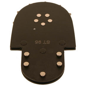 STA-375 - Windsor Sprocket Tip. 3/8 pitch. Short body, 5 rivets, new style.
