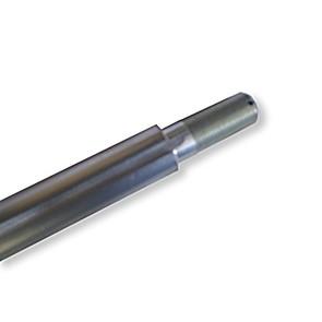 """AZ1411-38 - 1"""" Deluxe Flexpruf Solid Steel Axle Std End 38"""""""