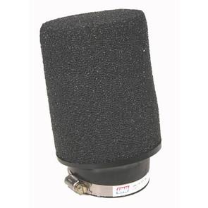"""UP6300SA - Uni-Filter """"Snow"""" Pod (angled 15 degrees). 76mm ID."""