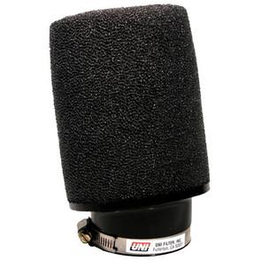 """UP6275SA - Uni-Filter """"Snow"""" Pod (angled 15 degrees). 70mm ID."""