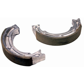 VB-309 - Suzuki Rear ATV Brake Shoes. Quad Runner ATV models