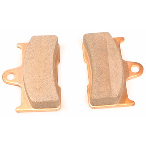VD-270 - Yamaha Rear ATV Brake Pads. 02-04 YFM660F/FH Grizzly/Hunter 4x4