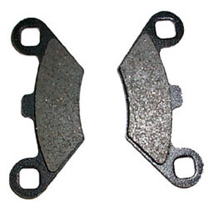 VD-952JL - Polaris Front ATV Brake Pads. Most popular, fits most models.