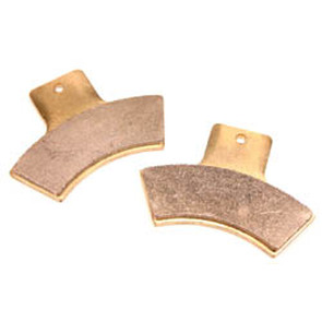 VD-963JL - Polaris Rear ATV Brake Pads. Fits most 99-02 models