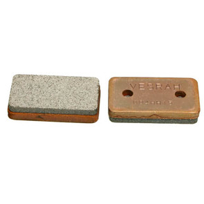 VD-966 - Arctic Cat Rear ATV Brake Pads. For Mechanical ATV Brakes.