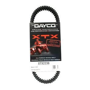 XTX2238 - Arctic Cat Dayco  XTX (Xtreme Torque) Belt. Fits 05-newer models.