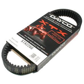 XTX2260 - Yamaha Dayco  XTX (Xtreme Torque) Belt. Fits 2014-newer Viking Models
