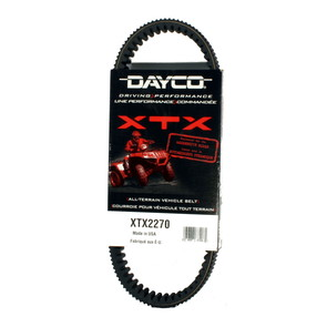 XTX2270 - Yamaha Dayco XTX (Xtreme Torque) Belt. Fits 98-00 Grizzly & Rhino models.