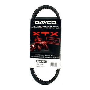 XTX2232 - Suzuki Dayco XTX (Xtreme Torque) Belt. Fits 2000-07 LTA500F ATVs