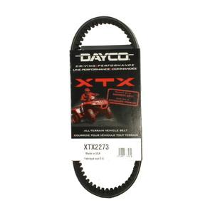 XTX2273 - Arctic Cat Dayco  XTX (Xtreme Torque) Belt. Fits 2007-current Arctic Cat 700 Diesel ATVs