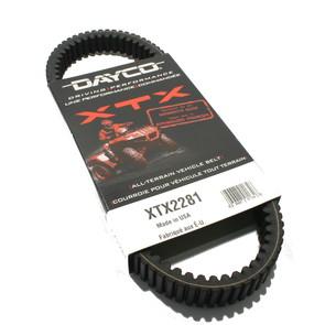 XTX2281 - Kawasaki Dayco XTX (Xtreme Torque) Belt. Fits 2015 Teryx & Teryx4 UTVs