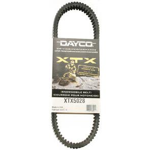 XTX5028 - Arctic Cat Dayco   XTX (Xtreme Torque) Belt. Fits '05 Firecat models without reverse.