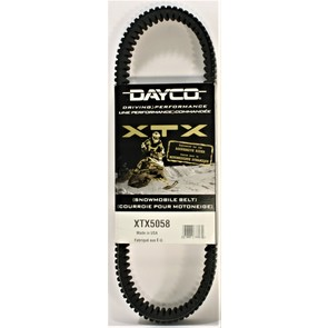 XTX5058 - Yamaha Dayco XTX (Xtreme Torque) Belt. Fits 2014 and newer SR Viper Snowmobiles.