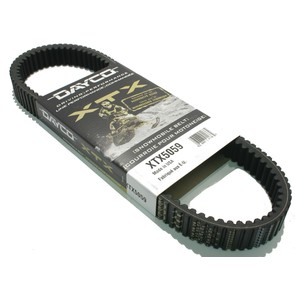 XTX5059 - Arctic Cat Dayco  XTX (Xtreme Torque) Belt. Fits most 2016-newer Bearcat 7000 & Pantera 7000 Snowmobiles