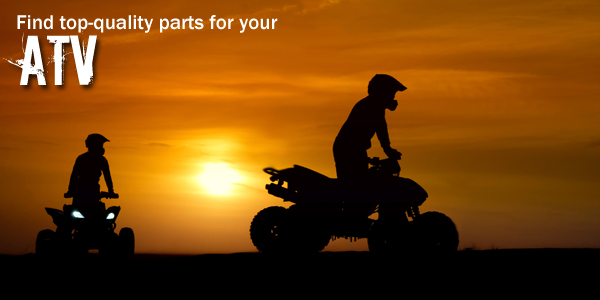 Find top-quality parts for your ATV