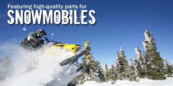 Featuring high-quality parts for Snowmobiles
